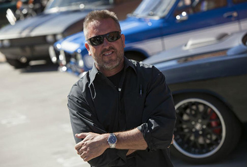 Dennis McCarthy - trong đoàn làm phim  Fast & Furious